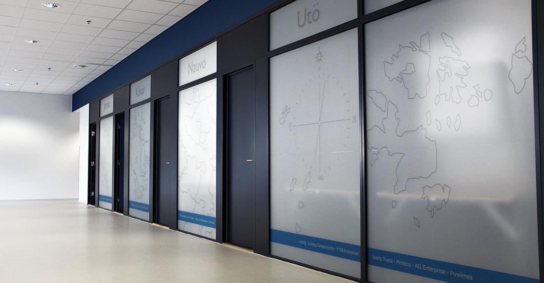 Liningcomponents toimisto